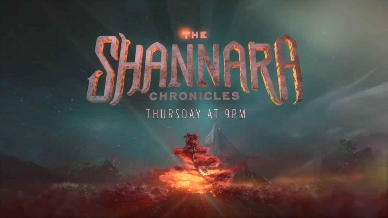 shannara chronicles medvirkende