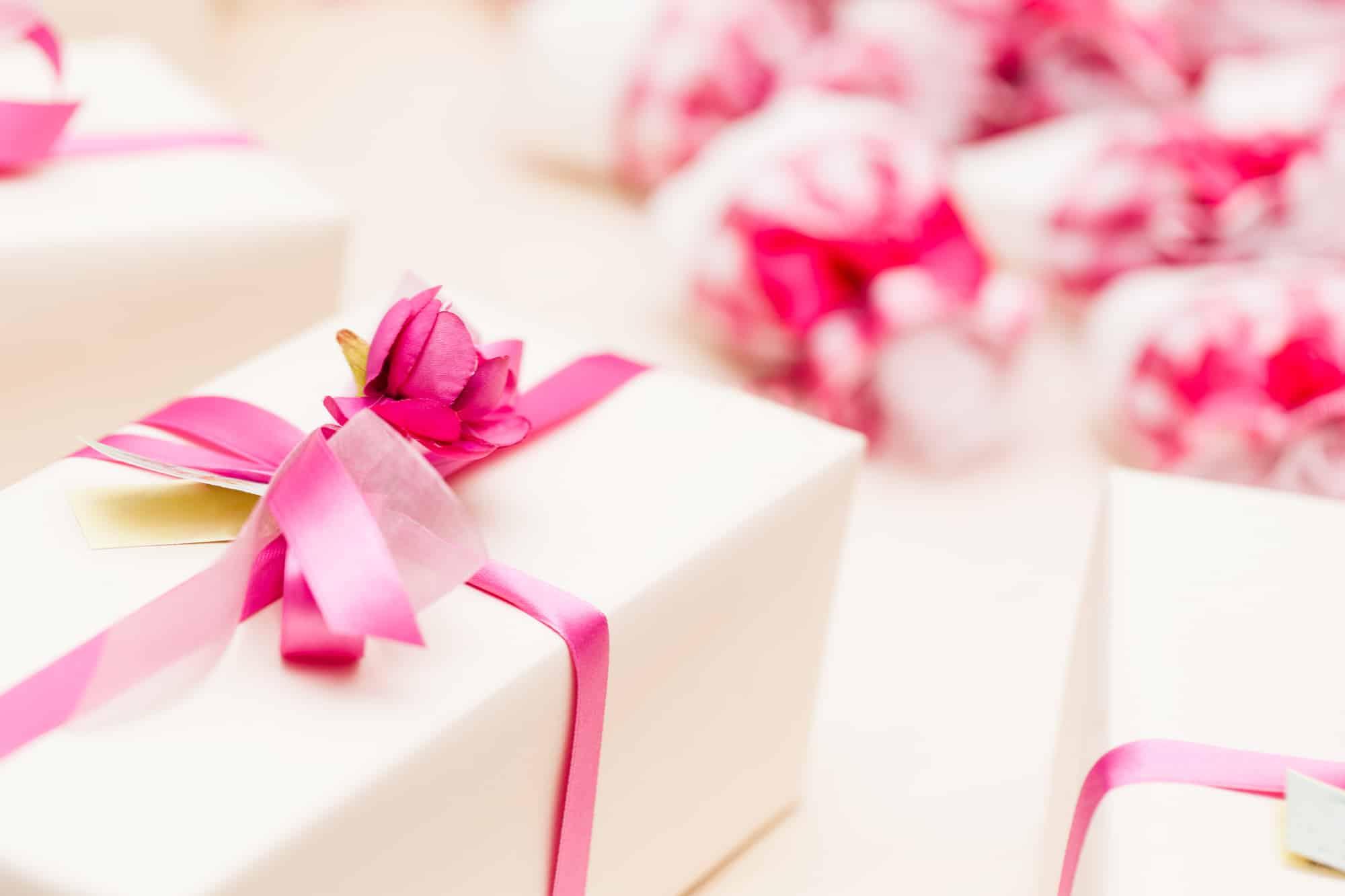 Gode idéer til, hvad du kan ønske dig i bryllupsgave