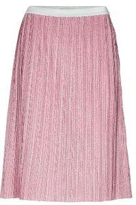 pink nederdel