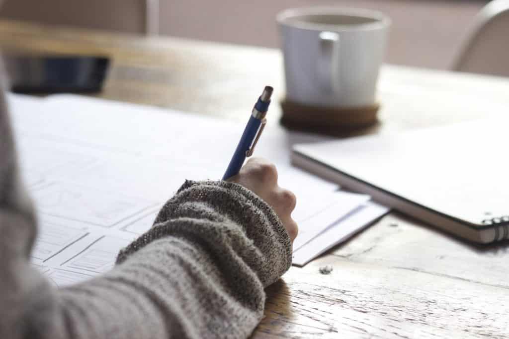 Hvordan skriver man en novelle