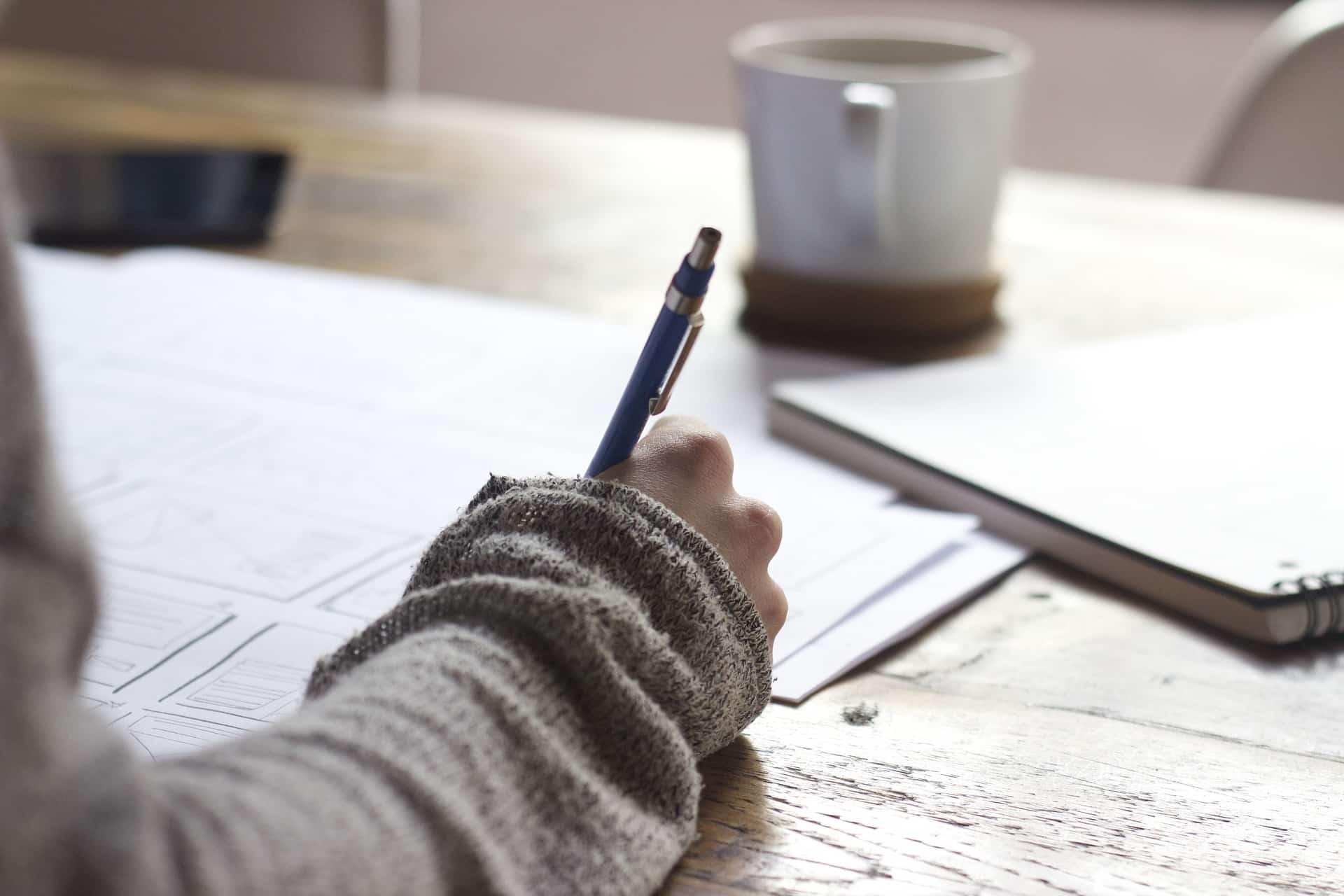Hvordan skriver man en novelle?