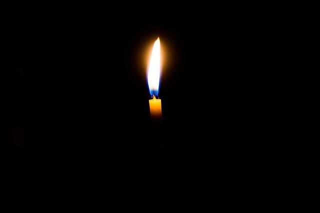 sorg, død og begravelse