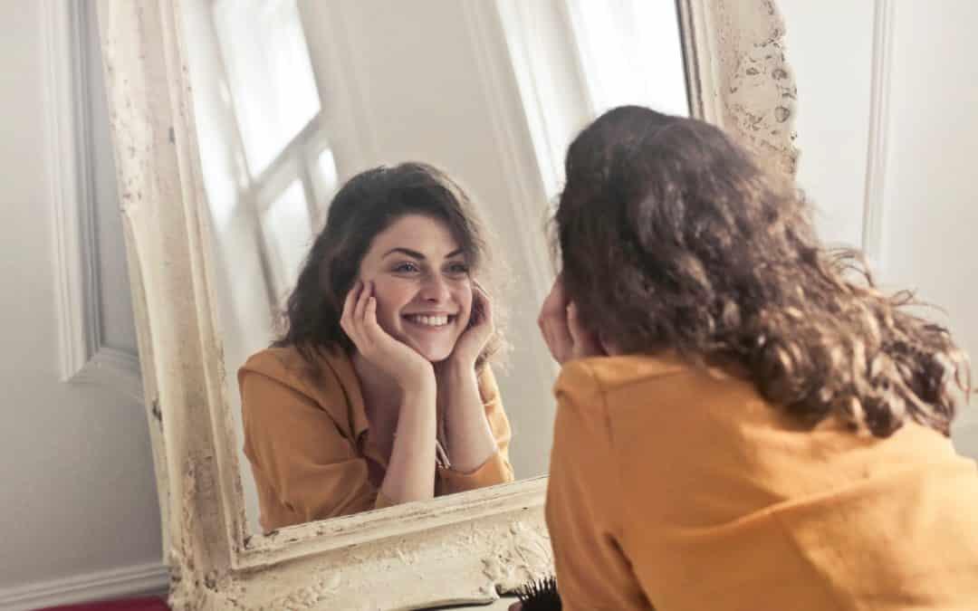 Vil du være bedre venner med dit spejlbillede?
