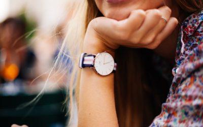 Moderigtige ure til piger