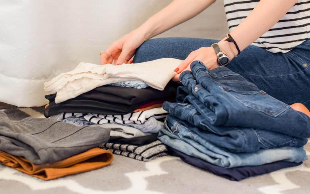 3 tips til hvordan du får styr på dit klædeskab