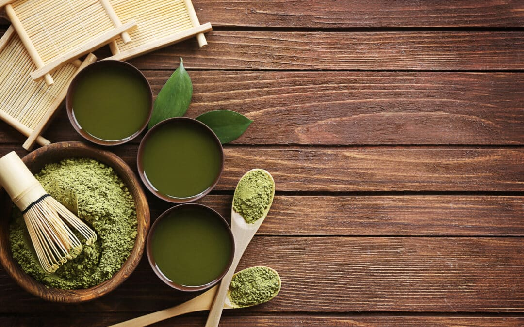 De ti største fordele ved at drikke Matcha grøn te hver morgen