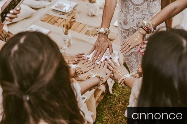 Brudepige opgaver & brudepige regler