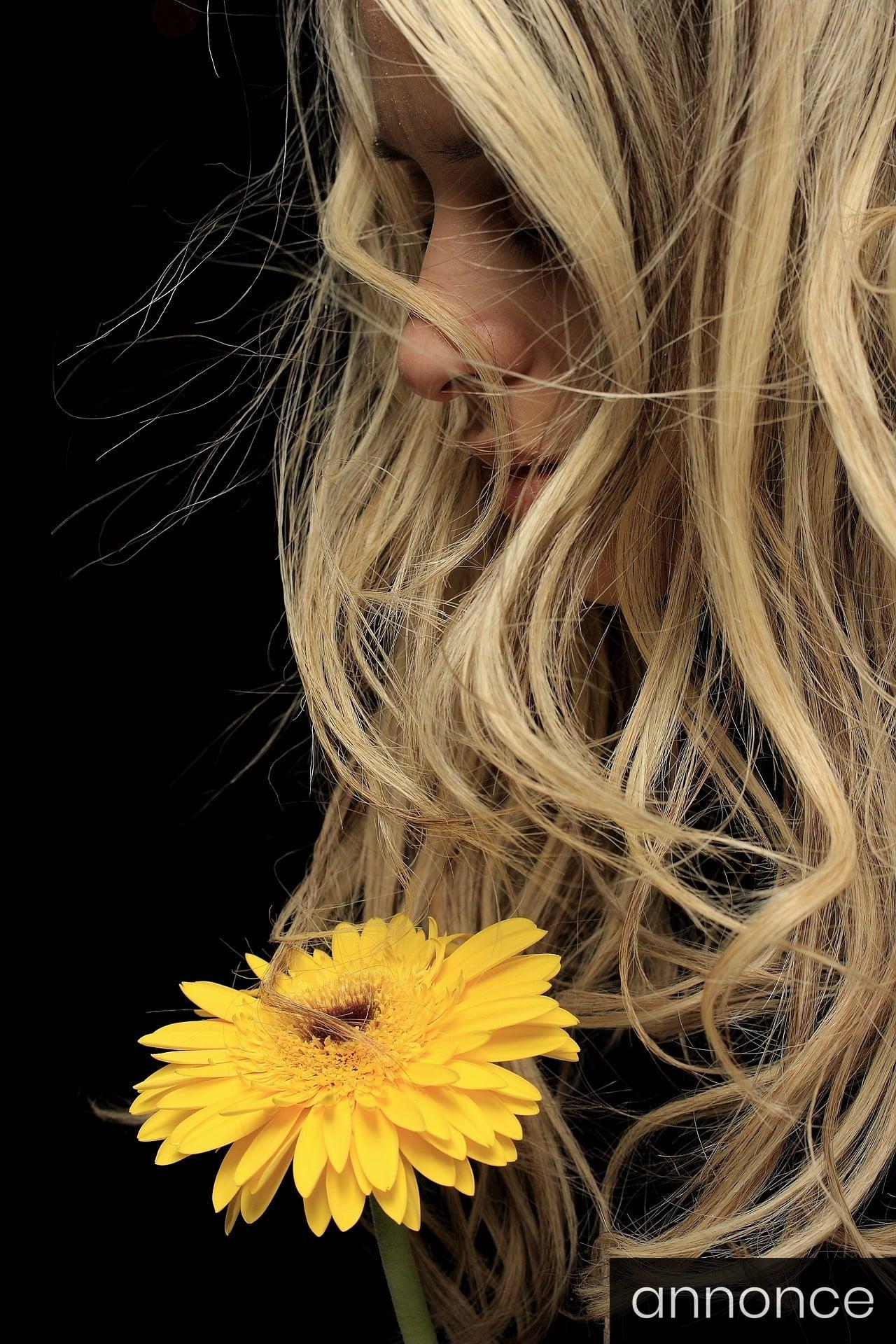 Bliv klogere på dit hår, og hvordan det holdes sundt